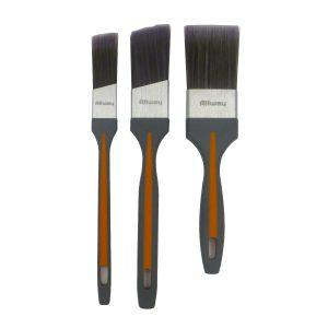 """(A3PK) Ergo-Style Paintbrush 3-pack (1"""" sash, 1.5"""" sash, 2"""" straight)"""