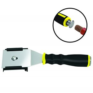 (F42X) Extendable Push/Pull Scraper, Carded