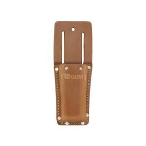 (LKS) Leather Knife Sheath, Carded