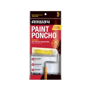 (PON-RL) Paint Poncho Roller, Pack of 5
