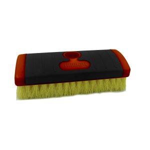 (SBR6) H/D Scrub Brush W/Pole Socket, Labelled