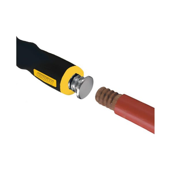 (BG1) Soft Grip Extendable H/D 8-in-1 Tool, Hammer End, Labelled