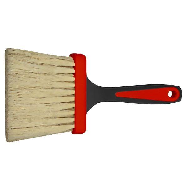 "(BMTS) 4 1/2"" Masonry Brush, Tampico, Labelled"