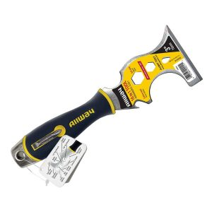 (DSXG1) 6-in-1 Soft Grip Tool, Hammer End, Carbon Blade, Labelled