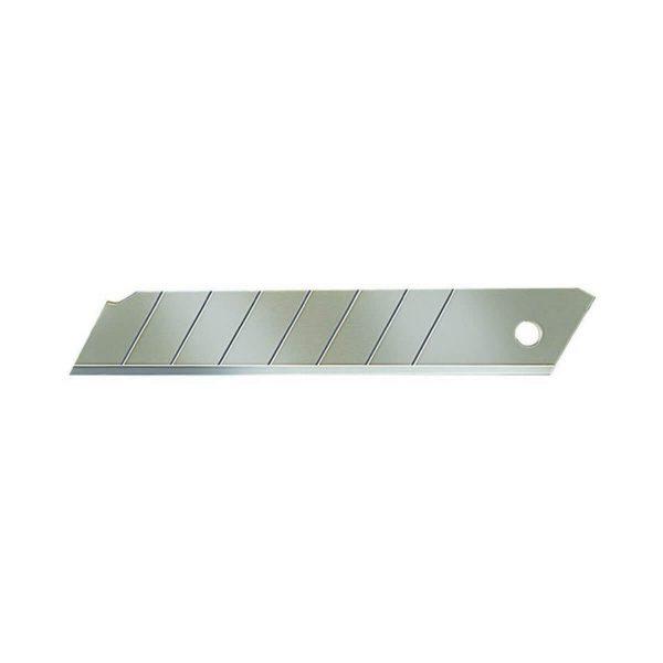 (K7B) 18mm Carbon Steel Snap-Off Blades, 5/Card
