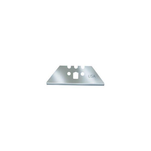 (KBS5) 3 Notch Round Point Safety Knife Blades, 5/Card