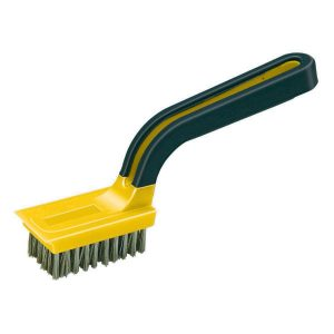 (SB2) Soft Grip Wide Stainless Stripper Brush, Labelled