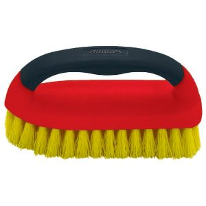 (SBR) Soft Grip Scrub Brush, Labelled