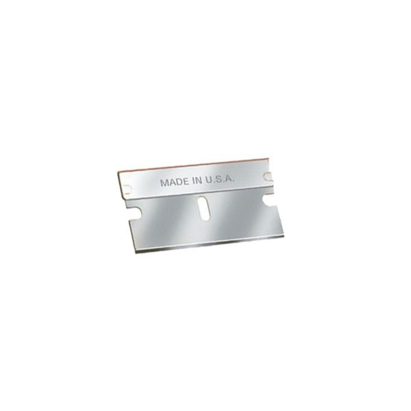 (SEB10) Single Edge Razor Blades, 10/Card