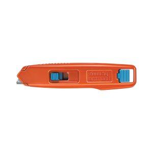 (SRK-B6) Aluminum Safety Knife w/6 Blades, Uncarded